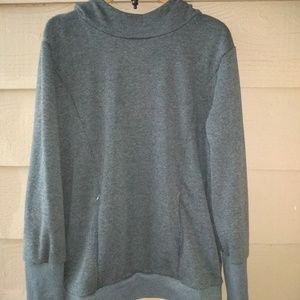 Maternity nursing hoodie sweatshirt